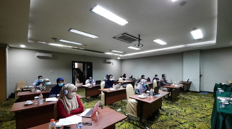 Program Studi Farmasi Gelar Lokakarya Modul Ajar dan Pelatihan Metode Pembelajaran Daring