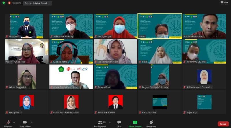 Asesmen Daring Surveilans LAM-PTKes di Prodi Farmasi UIN Malang