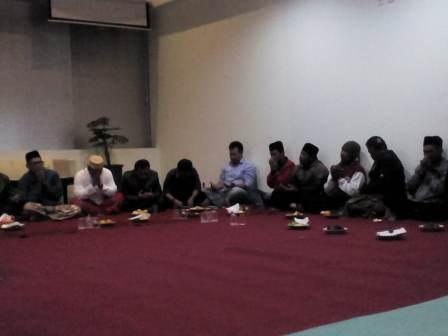 Doa Bersama: Awal Pembangunan Gedung Farmasi di Kampus 3