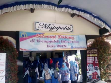 Trenggalek Education Fair 2018