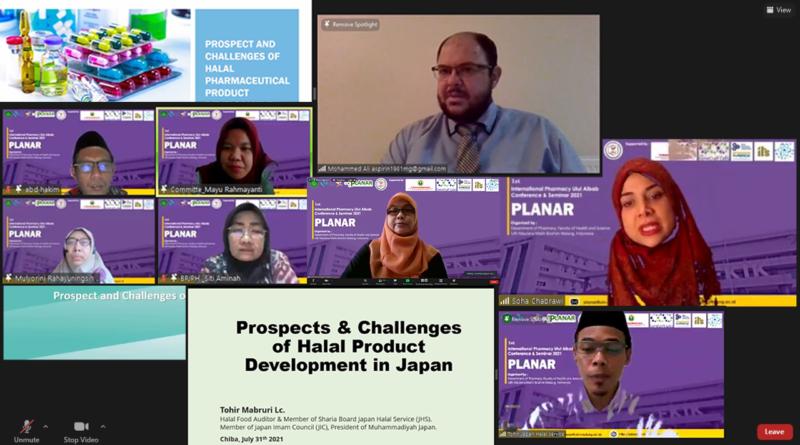 1st PLANAR: Seminar dan Konferensi Ilmiah Internasional Pertama Farmasi UIN Malang Sukses Digelar