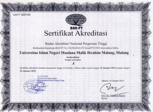 akreditasi UIN